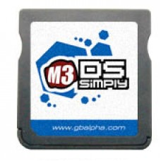M3 DS Simply (boxed)